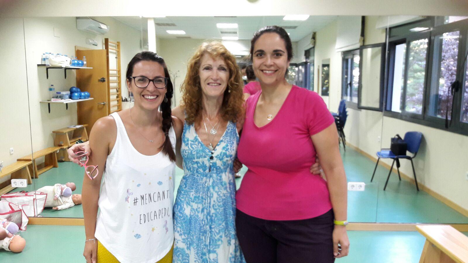 taller de primeros auxilios asociación despertares maternidad