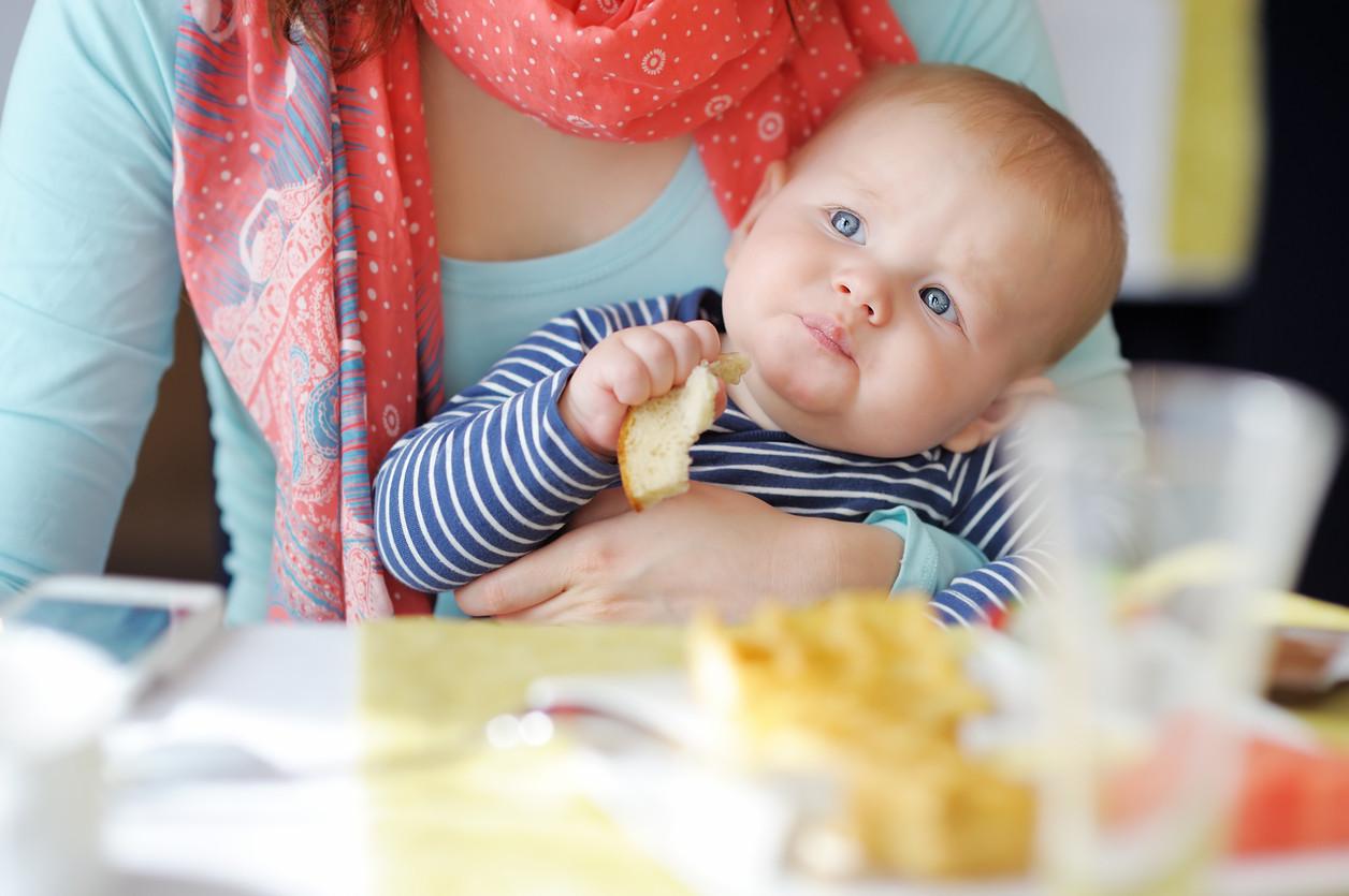 taller de baby led weaning asociación despertares maternidad