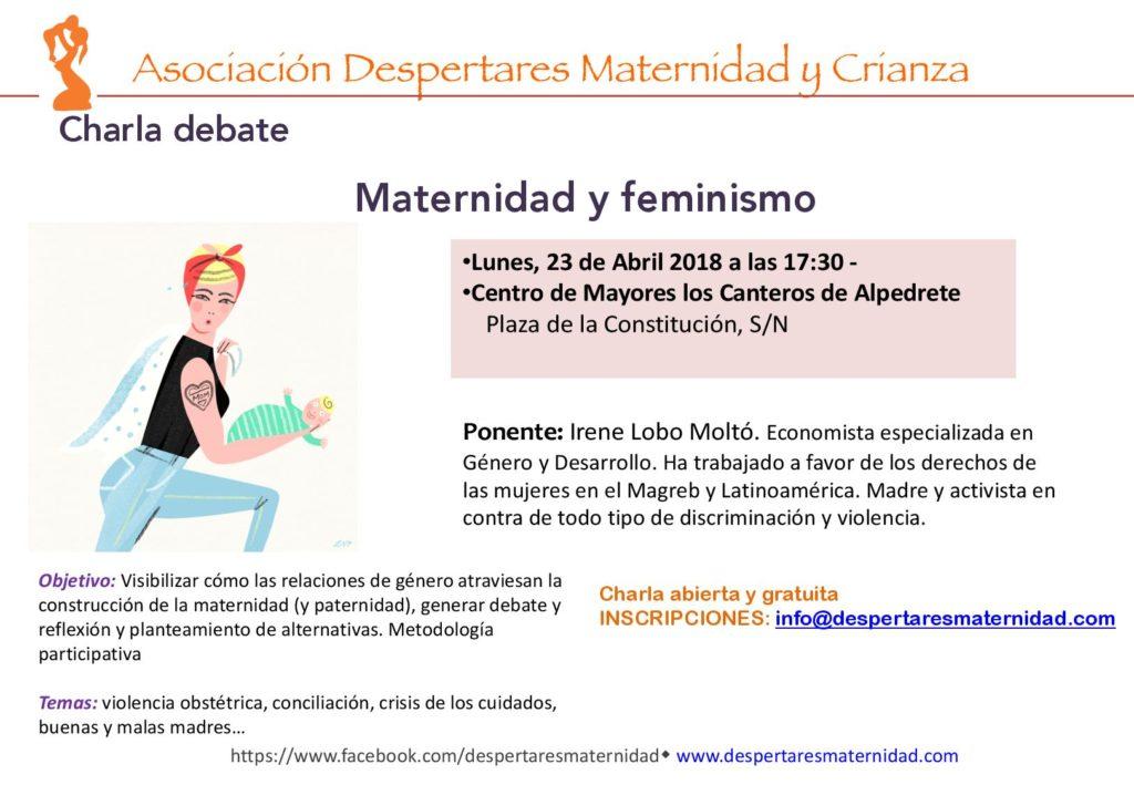 crianza y feminismo