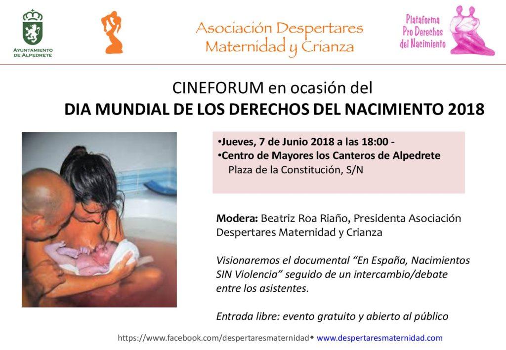 documental día internacional del nacimiento respetado