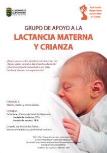 taller de lactancia asociación despertares maternidad y crianza